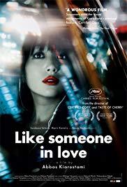 Watch Free Like Someone in Love (2012)