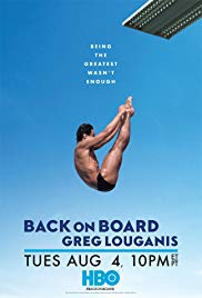 Watch Free Back on Board: Greg Louganis (2014)