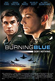 Watch Free Burning Blue (2013)