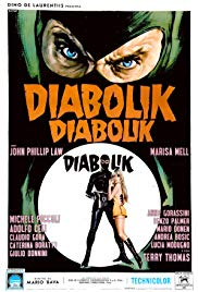 Watch Free Danger: Diabolik (1968)