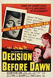 Watch Free Decision Before Dawn (1951)