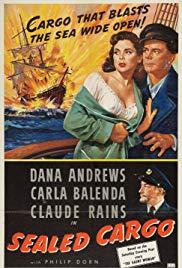 Watch Free Sealed Cargo (1951)