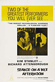 Watch Free Seance on a Wet Afternoon (1964)