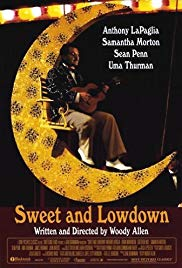 Watch Free Sweet and Lowdown (1999)