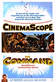 Watch Free The Command (1954)