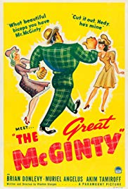 Watch Free The Great McGinty (1940)