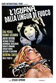 Watch Free The Iguana with the Tongue of Fire (1971)