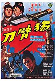 Watch Free The OneArmed Swordsman (1967)