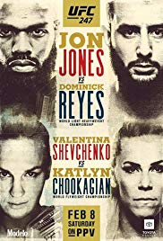 Watch Free UFC 247: Jones vs. Reyes (2020)