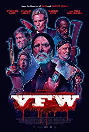Watch Free VFW (2019)