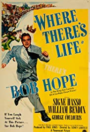 Watch Free Where Theres Life (1947)