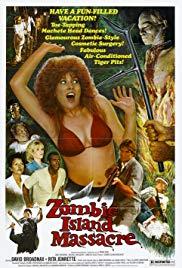 Watch Free Zombie Island Massacre (1984)
