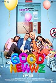 Watch Free Good Newwz (2019)