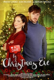 Watch Free A Date by Christmas Eve (2019)