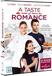 Watch Free A Taste of Romance (2012)