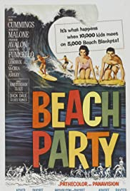 Watch Free Beach Party (1963)