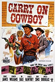 Watch Free Carry on Cowboy (1965)