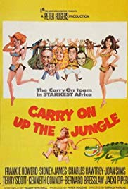 Watch Free Carry On Up the Jungle (1970)