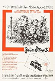 Watch Free Dear Brigitte (1965)