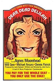 Watch Free Dear Dead Delilah (1972)