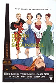 Watch Free Death of a Scoundrel (1956)