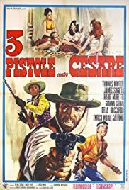 Watch Free 3 pistole contro Cesare (1967)