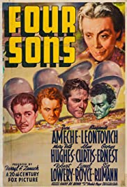 Watch Free Four Sons (1940)