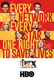 Watch Free Stand Up To Cancer (2018)