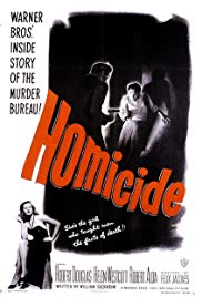 Watch Free Homicide (1949)