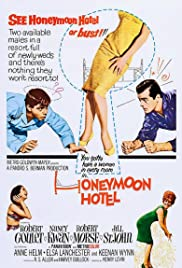 Watch Free Honeymoon Hotel (1964)
