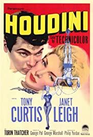 Watch Free Houdini (1953)