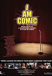 Watch Free I Am Comic (2010)