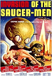 Watch Free Invasion of the Saucer Men (1957)
