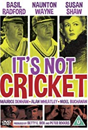 Watch Free Its Not Cricket (1949)