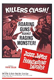 Watch Free Jesse James Meets Frankensteins Daughter (1966)