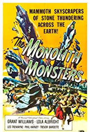 Watch Free The Monolith Monsters (1957)
