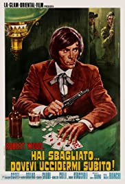 Watch Free Kill the Poker Player (1972)
