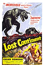 Watch Full Movie :Lost Continent (1951)