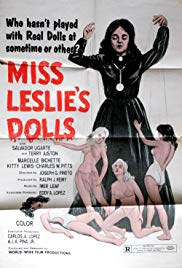 Watch Free Miss Leslies Dolls (1973)