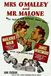 Watch Free Mrs. OMalley and Mr. Malone (1950)