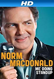 Watch Free Norm Macdonald: Me Doing Standup (2011)