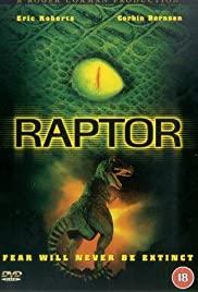 Watch Free Raptor (2001)
