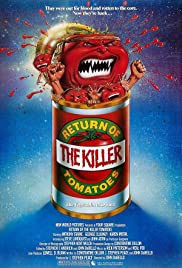 Watch Free Return of the Killer Tomatoes! (1988)