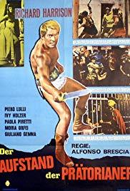 Watch Free Revolt of the Praetorians (1964)