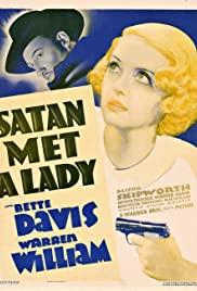 Watch Free Satan Met a Lady (1936)