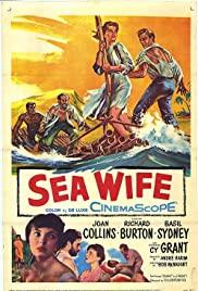 Watch Free Sea Wife (1957)