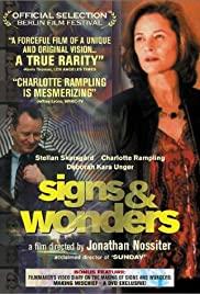 Watch Free Signs & Wonders (2000)