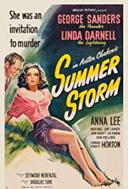 Watch Free Summer Storm (1944)