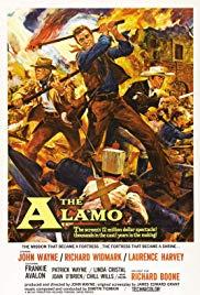 Watch Free The Alamo (1960)