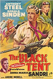 Watch Free The Black Tent (1956)